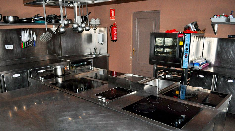 Conoce nuestra escuela de cocina escuela de cocina amanca - Escuelas privadas de cocina ...