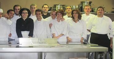 La Escuela de Cocina Amanca en Madrid