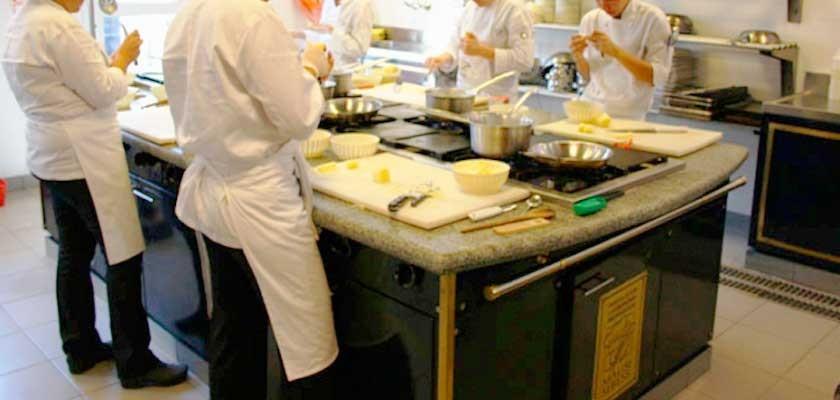 Porque hacer un curso de cocina en Madrid