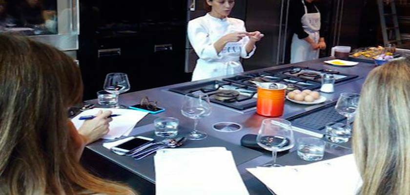 taller o escuela de cocina en Madrid
