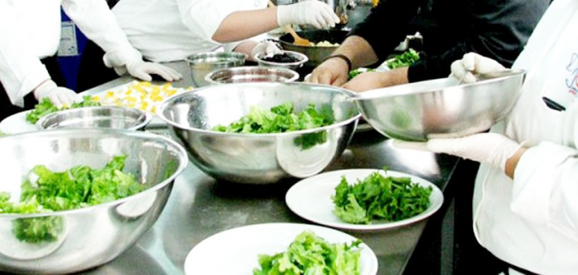 Cursos de cocina en Madrid